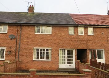 Thumbnail 2 bed terraced house to rent in Elgar Road, Hull