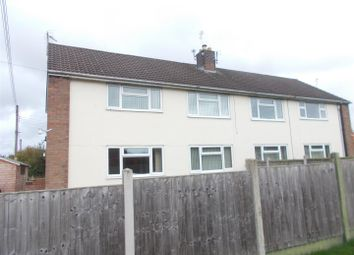 Thumbnail 1 bed flat for sale in Overdale Road, Bayston Hill, Shrewsbury
