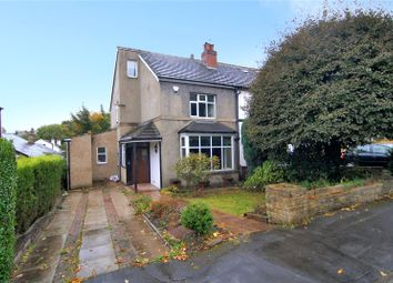 Thumbnail 3 bedroom semi-detached house for sale in Redburn Drive, Shipley, West Yorkshire
