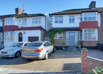 Thumbnail 4 bed semi-detached house for sale in The Vale, Southgate