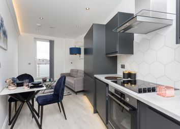 Thumbnail 1 bed flat for sale in Glover Court, Preston