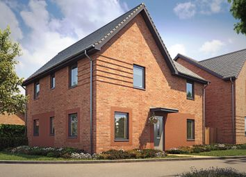 "Thumbnail 4 bed detached house for sale in ""Alderney"" at Langaton Lane, Pinhoe, Exeter"