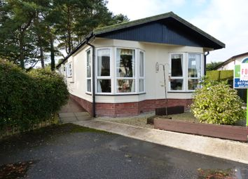 2 bed mobile/park home for sale in Parc Dellan, Luxulyan PL30