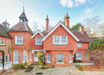 Thumbnail 4 bed semi-detached house for sale in Abinger Common, Dorking
