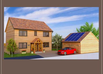 Thumbnail 4 bed detached house for sale in North Newnton, Pewsey
