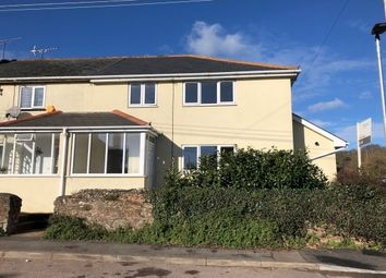 Thumbnail 4 bed semi-detached house to rent in Knowle Village, Knowle, Budleigh Salterton