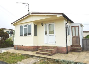 Thumbnail 2 bed mobile/park home for sale in Lady Bailey Park, Winterborne Whitechurch, Blandford Forum
