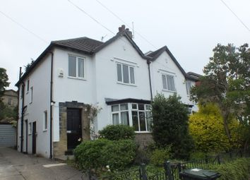 Thumbnail 3 bed semi-detached house to rent in Buckingham Grove, Leeds