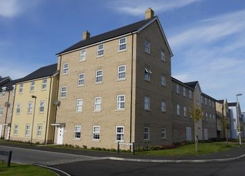 Thumbnail 2 bedroom flat to rent in Eynesbury, St. Neots