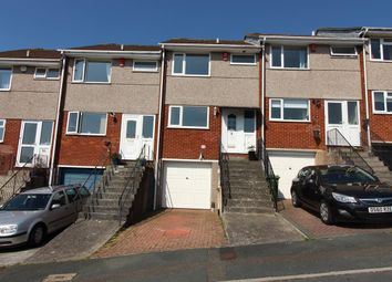 Thumbnail 2 bedroom terraced house for sale in Grantley Gardens, Plymouth