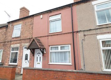 Thumbnail 2 bed terraced house for sale in Selwyn Street, Bolsover, Chesterfield