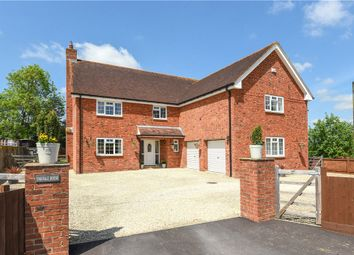 Thumbnail 5 bed detached house for sale in Shaftesbury Road, Henstridge, Templecombe