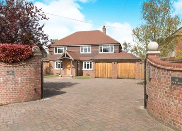 Thumbnail 5 bedroom detached house for sale in Kempshott, Basingstoke, Hampshire