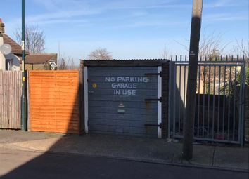 Thumbnail Parking/garage for sale in Garage Fronting Herbert Road, (Rear Of 11 Chalkpit Hill), Chatham, Kent