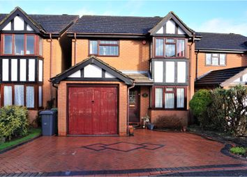Thumbnail 4 bed detached house for sale in Tameton Close, Luton