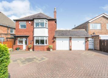Thumbnail 3 bed detached house for sale in Yardley Wood Road, Shirley, Solihull