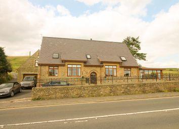 Thumbnail 4 bed detached house for sale in Burnley Road, Clowbridge, Burnley
