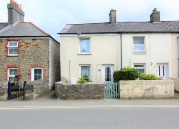 Thumbnail 2 bed semi-detached house for sale in Addington North, Liskeard