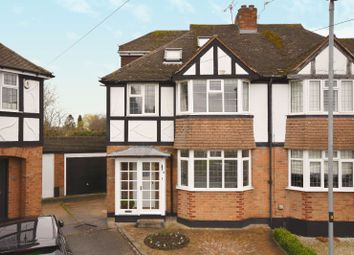 4 bed semi-detached house for sale in Tudor Drive, Oadby, Leicester LE2