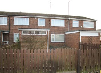 3 bed terraced house for sale in Honister Square, Crook DL15