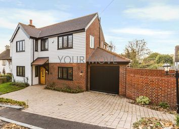 Thumbnail 4 bed detached house for sale in Pump Hill, Loughton