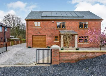 Thumbnail 5 bed detached house for sale in Highgate Close, Fulwood, Preston