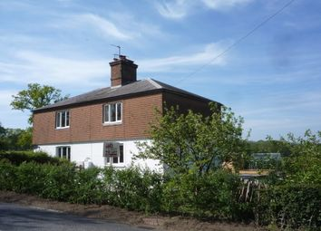 Thumbnail 2 bed cottage to rent in Wadhurst Road, Mark Cross, Crowborough