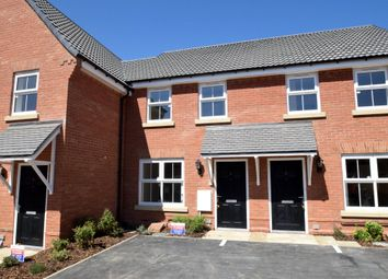 Thumbnail 2 bed terraced house for sale in Lawrence Drive, Warboys, Huntingdon