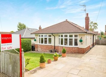 Thumbnail 4 bedroom bungalow for sale in Hookstone Chase, Harrogate, North Yorkshire