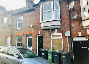 Thumbnail 2 bedroom terraced house to rent in Ashton Road, Luton