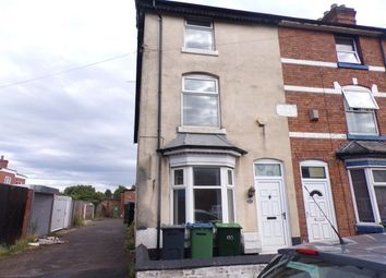 Thumbnail 3 bed town house to rent in Poplar Road, Bearwood, Smethwick