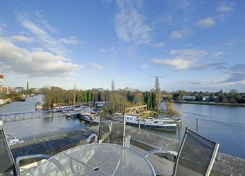 Thumbnail 2 bed duplex for sale in 1, Goat Wharf, Brentford