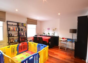 Thumbnail 3 bed flat to rent in Kensington Church Street, London