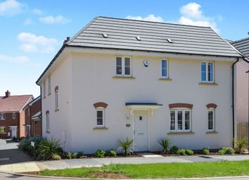 Thumbnail 3 bedroom detached house for sale in Santa Cruz Avenue, Newton Leys, Milton Keynes