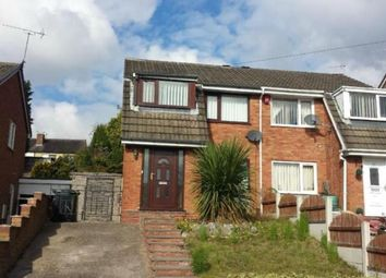 Thumbnail 3 bedroom semi-detached house to rent in Hordern Crescent, Quarry Bank, West Midlands