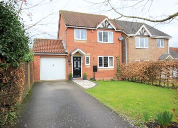 Thumbnail 3 bedroom detached house for sale in Durham Drive, Lightwood, Longton, Stoke-On-Trent