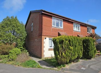 Thumbnail 2 bed end terrace house for sale in Stag Close, New Milton