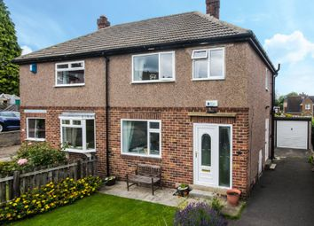 Thumbnail 3 bed semi-detached house for sale in Pontey Mount, Waterloo, Huddersfield