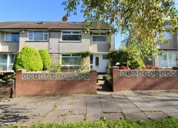 Thumbnail 3 bed semi-detached house for sale in Penmaen Walk, Michaelston-Super-Ely, Cardiff