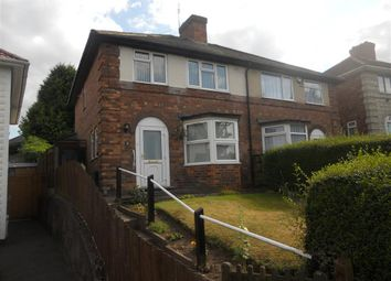 Thumbnail 4 bedroom semi-detached house to rent in Aylesbury Crescent, Kingstanding, Birmingham