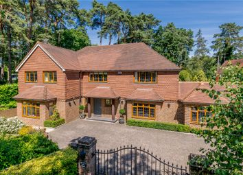Thumbnail 5 bed detached house for sale in Friary Road, Ascot, Berkshire