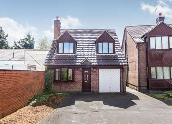 Thumbnail 3 bedroom detached house for sale in Kings Court, Kirkby-In-Ashfield, Nottingham