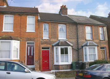 Thumbnail 2 bedroom terraced house to rent in Thorpe Road, St.Albans