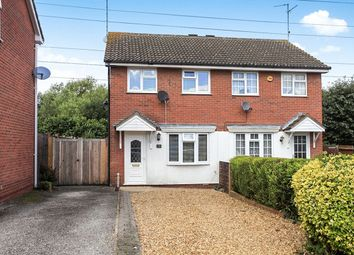 Thumbnail 2 bed semi-detached house for sale in Flamborough Close, Woodston, Peterborough