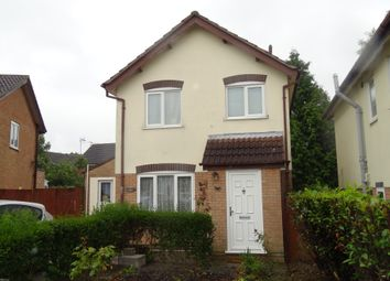 Thumbnail 3 bed detached house to rent in Dale Close, Wellingborough