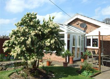Thumbnail 3 bed detached bungalow for sale in Vicarage Close, Smalley, Ilkeston