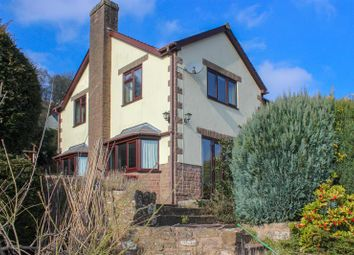 Thumbnail 3 bed detached house for sale in Plump Hill, Mitcheldean