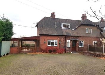 Thumbnail 3 bed property to rent in Flats Lane, Lichfield