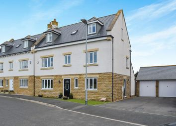 Thumbnail 5 bed detached house for sale in East Moor, Longhoughton, Alnwick