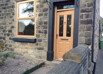 Thumbnail 2 bed end terrace house to rent in Woolley Lane, Glossop